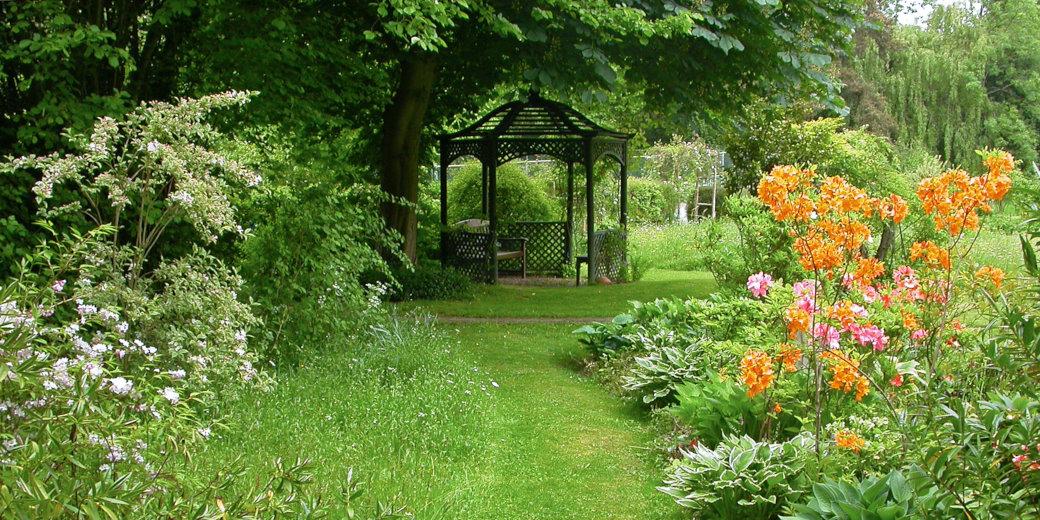 Gården Hazel i engelska Surrey