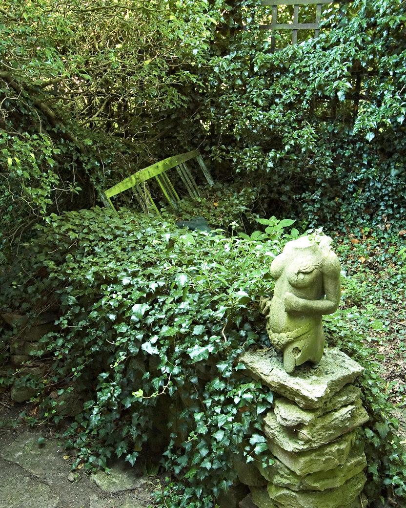 Den gröna djungeln – trädgÃ¥rd à la rosenholm