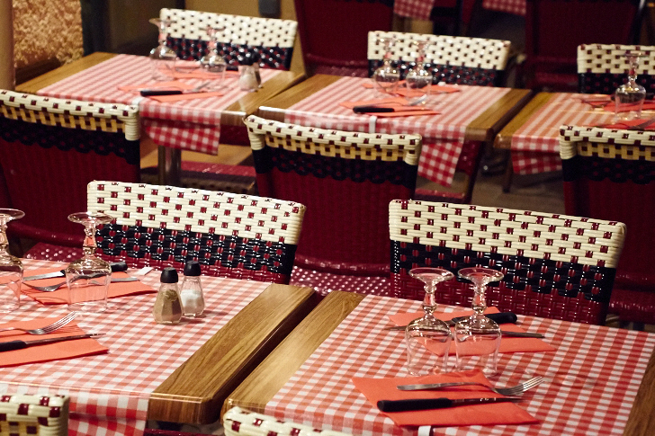 Dukat bord, Collioure