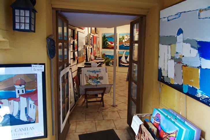 Ateljé, Collioure