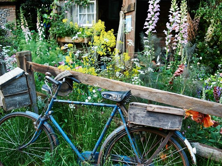 Chelsea Flower Show 2009. The Fenland Alchemist Garden, Stephen Hall & Jane Besser