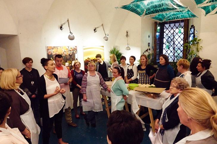 Instruktioner, Judiska festivalen i Krakow