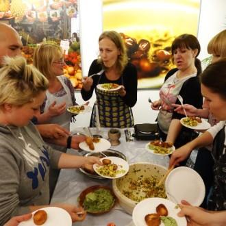 Judisk-indisk matlagning