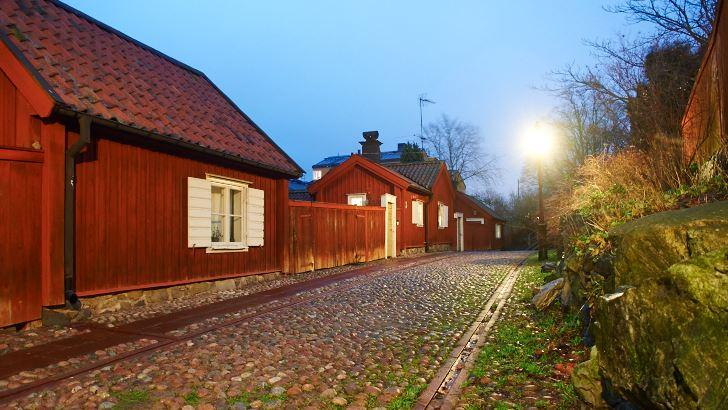 Lotsgatan, Södermalm Stockholm