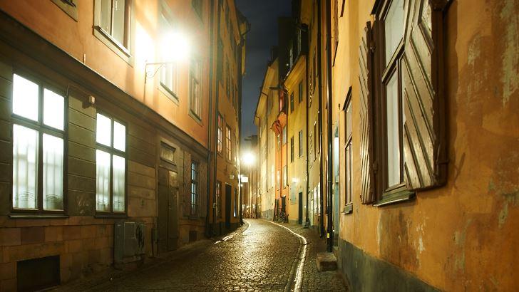 Prästgatan, Gamla stan, Stockholm