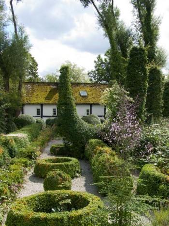 Hönsgården hos Sven-Ingvar Andersson i Södra Sandby
