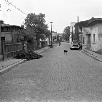Bukarest sommaren 1980