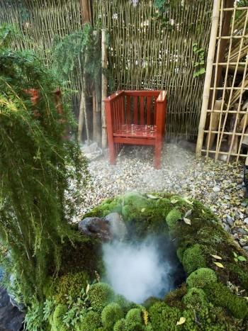 Vatten i trädgÃ¥rden – TrädgÃ¥rd à la Rosenholm : trädgård damm : Trädgård