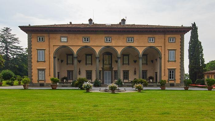 Villa Oliva, Lucca, Toscana