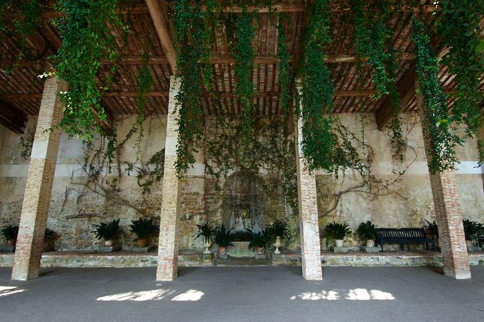 Limonaia, Villa Grabau, Toscana